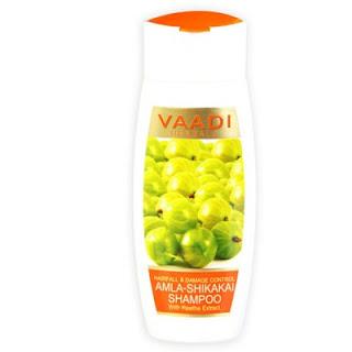 Vaadi, Herbal, Amla, Shikakai, Shampoo,