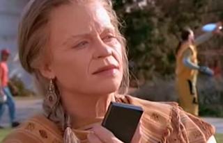 Terminator 2 Judgment Day Linda Hamilton deleted scene