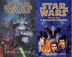 A Birodalom örökösei Star Wars regény
