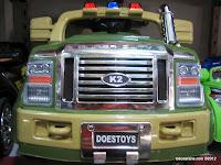 2 Mobil Mainan Aki DoesToys DT8069 K2 Sport