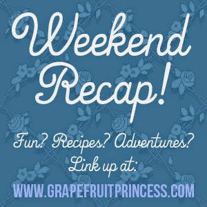 Weekend Recap Feature