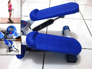 ALAT OLAHRAGA MINI STEPPER