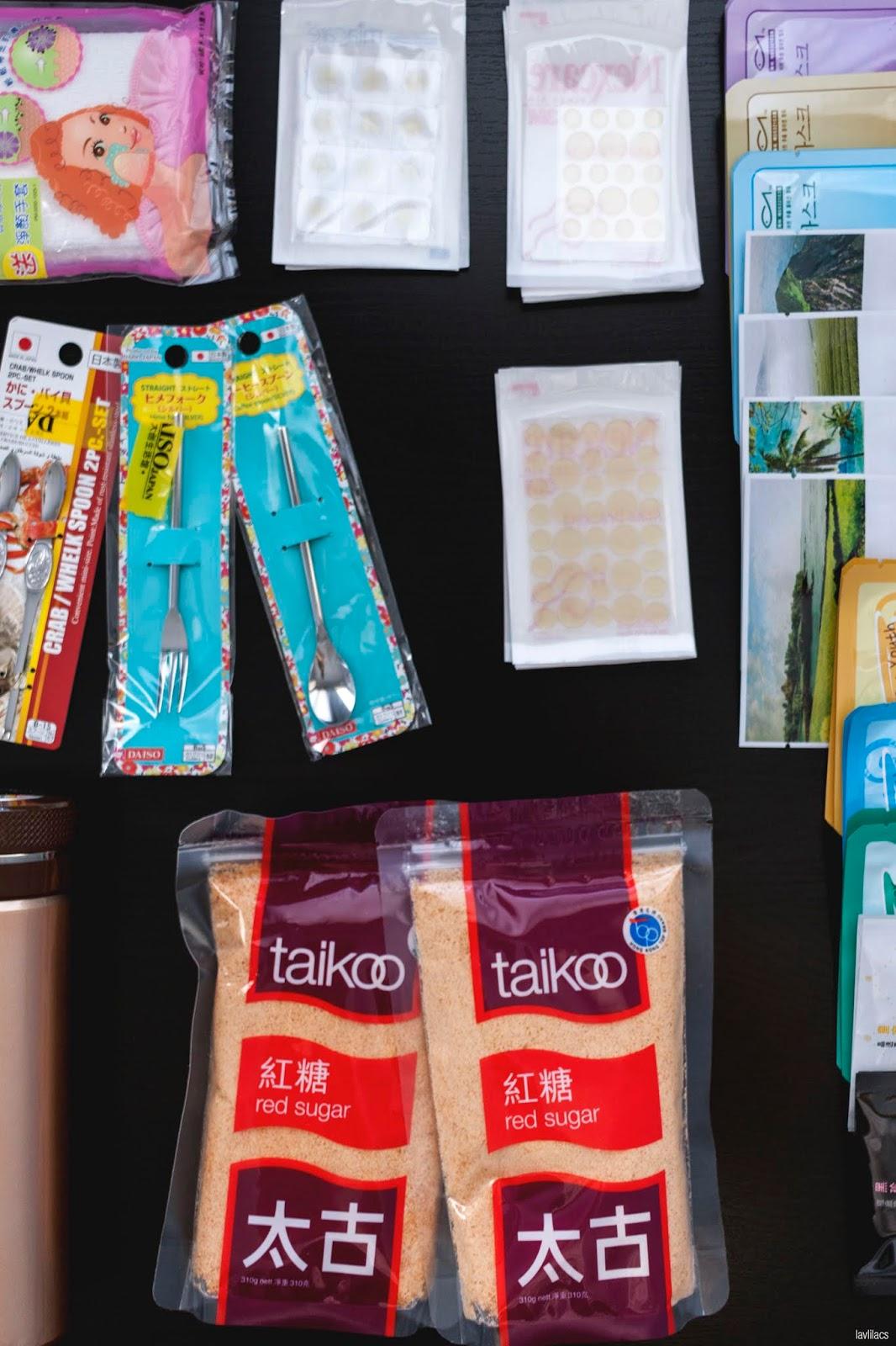 lavlilacs 2016 October Hong Kong and China souvenirs