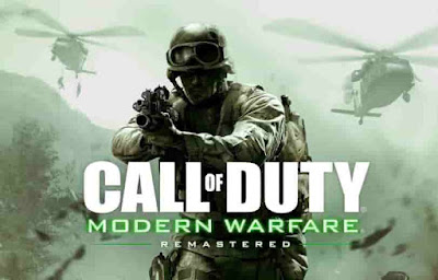 Call of Duty Modern Warfare Remastered Game Free Download