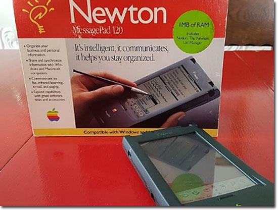 Museum of Failure - Applem Newton