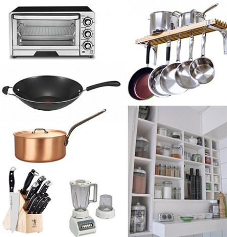 7 Nama Peralatan Dapur Dan Fungsinya