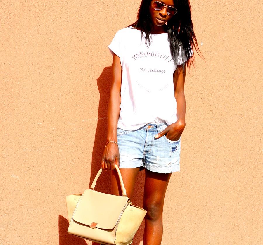 mademoiseille-merveilleuse-sandales-leopard-short-jeans-t-shirt-imprime-blog-mode