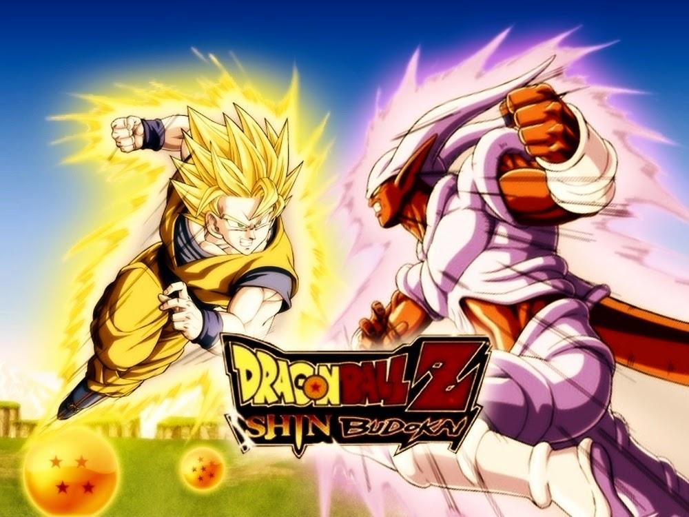 Dragon Ball Z Shin Budokai Para Android Ppsspp Iso Descarga