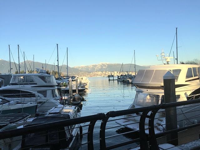 Waterfront, Vancouver BC Marina, Marina BC, Mountains, Boats, Boatview, water view, Vancouver BC boats, sunlight