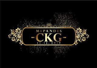"""MEPANDES """"CKG"""" - @KEROBOKAN - 1212019"""