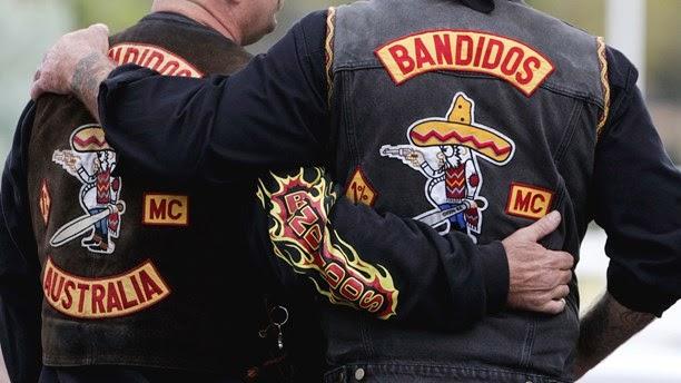 Man from mars bandidos