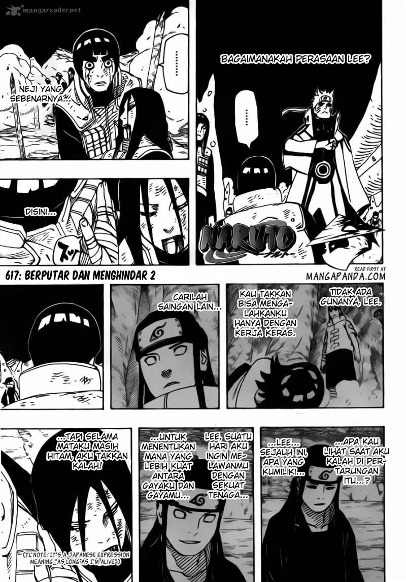 Komik manga naruto 617 03 shounen manga naruto