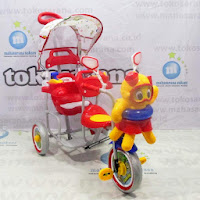 family f902kt octopus pesawat tricycle 2 kursi