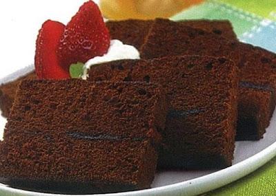 Cara Membuat Brownies Kukus Coklat Super Lezat