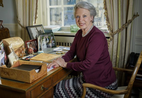 Queen Margrethe will hold a dinner at Christian VII Palace on the occasion of Princess Benedikte's 75th birthday