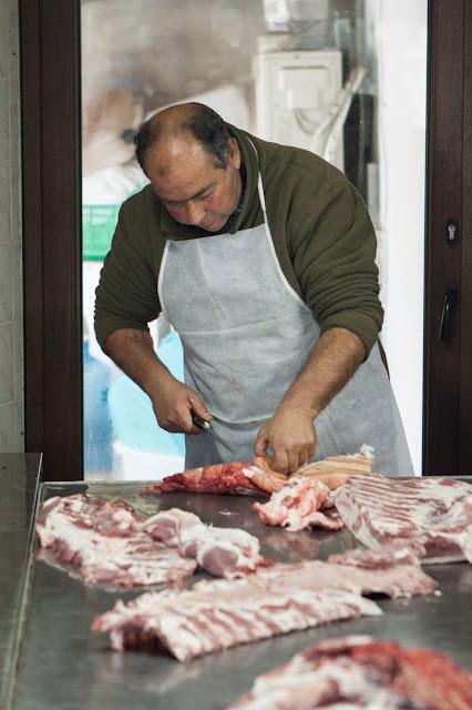 Partizione del maiale
