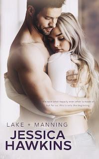 Livro Lake + Manning - Jessica Hawkins