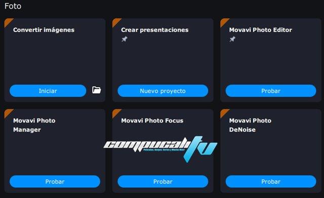 Movavi Video Suite Versión Full Español