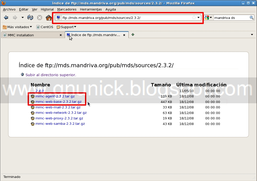 mandriva directory server
