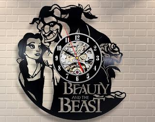 Movie Treasures By Brenda Beauty And The Beast Vinyl