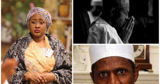 AISHA BUHARI REVEALS THE TRUTH -What Nigerians Must Know About My Husband Buhari And Yaradua (MUST SEE)