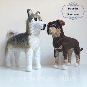 PATRON PERRO YORKSHIRE AMIGURUMI | Amigurumi patrones gratis ... | 279x280