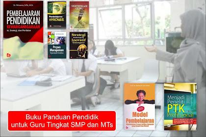 Buku Panduan Pendidik untuk Guru Tingkat SMP dan MTs