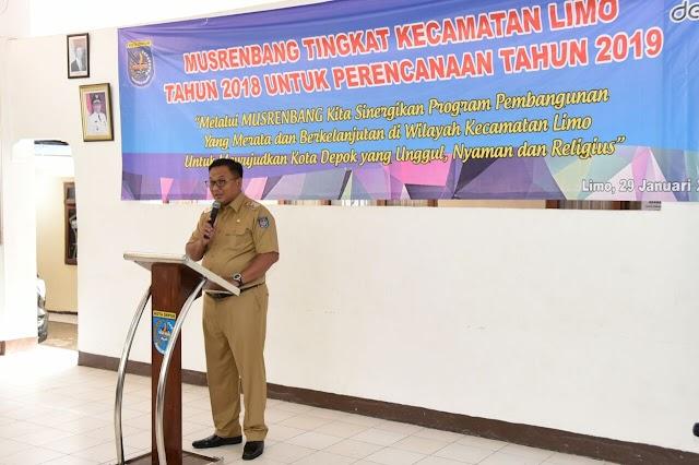 Pradi Minta Rencana Pembangunan Kecamatan Jangan Keluar dari RPJMD
