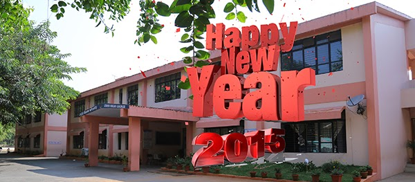 Wish you a Happy New Year 2015