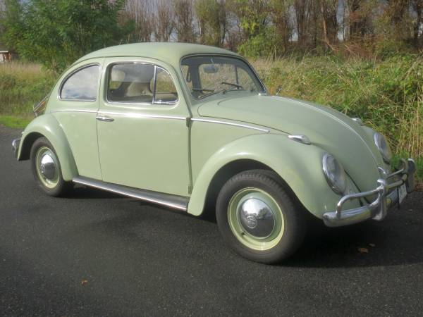 Very Original 63 VW Beetle For Sale