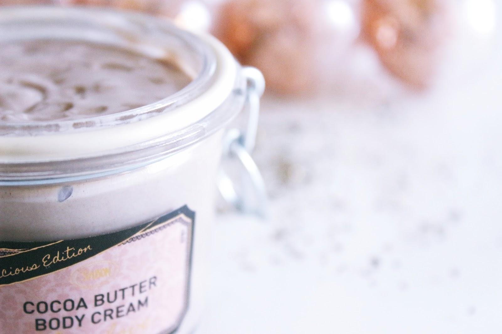 Cocoa Butter Sabon
