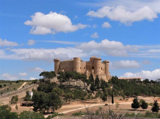 Castillo de Belmonte: escenario de la Historia