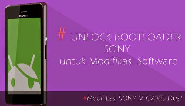 Official Unlock Bootloader Sony