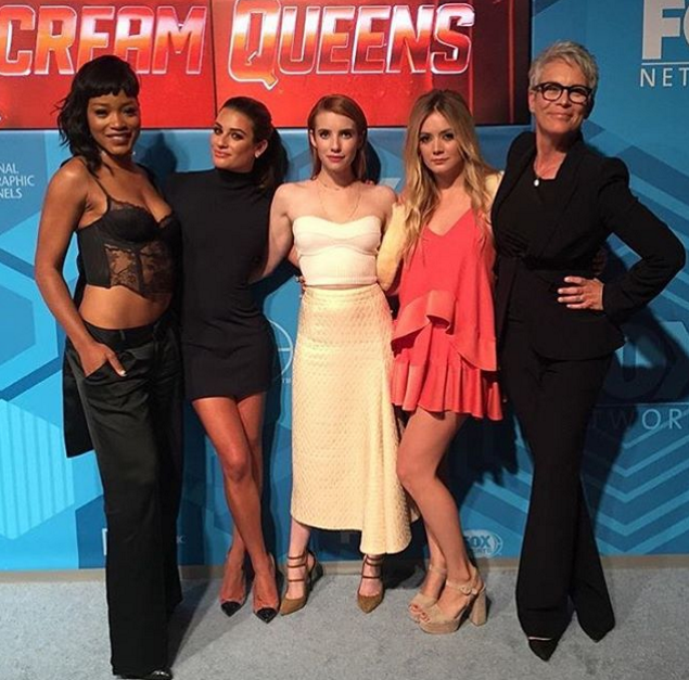 La segunda temporada de 'Scream Queens' será mucho más oscura