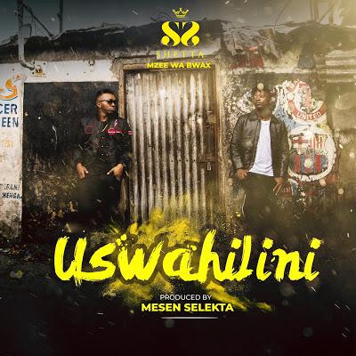 Shetta Ft. Mzee Wa Bwax - Uswahilini