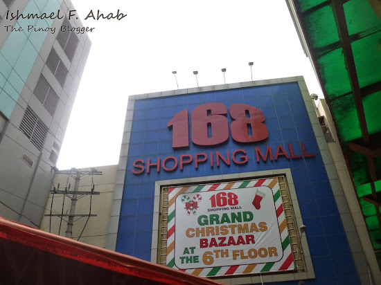 Divisoria 168 Shopping Mall