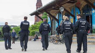 Полиция Берлина не справляется с наркоторговлей