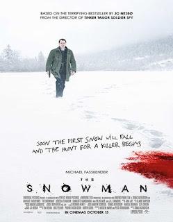 The Snowman (2017) Watch Online Full Movie WEBrip Free
