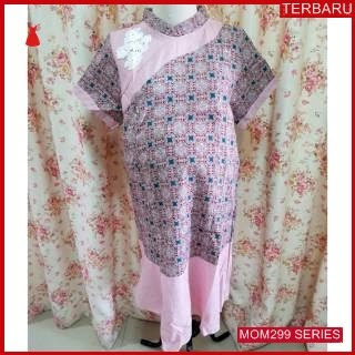 MOM299D20 Dress Hamil Menyusui Audrey Batik Dresshamil Ibu Hamil