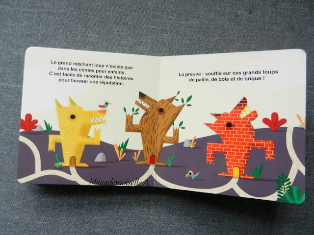 || Le loup (Présentation & Avis)(Chut, les enfants lisent # 68)