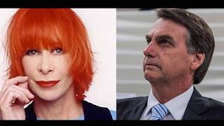 Bolsonaro teve um caso com Rita Lee?
