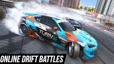 Torque Drift Apk + Mod (Free Shopping) + Data for android