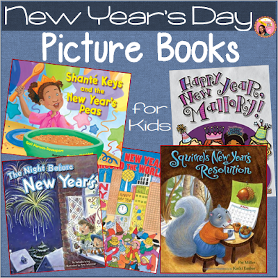 New Year's Day Book Lists