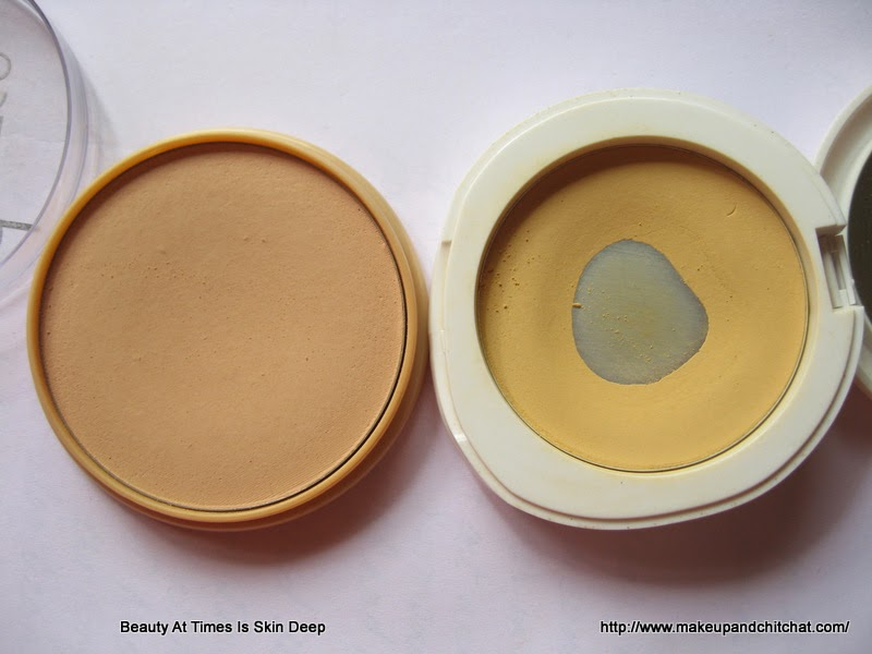 Rimmel Stay Matte and Lakme Perfect Radiance Compact