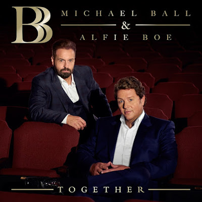 "Michael Ball and Alfie Boe's ""Together"" is this week's UK's Number 1 album"