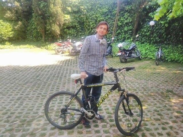 yasir bisiklet