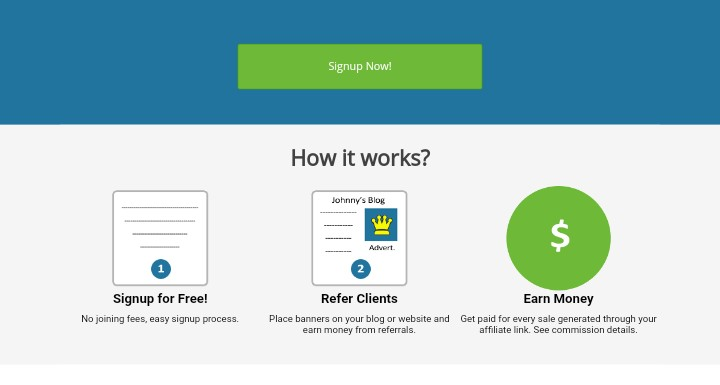 Domainking Affiliate Program Review - Best Affiliate Program