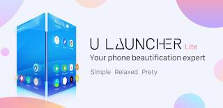 تحميل لانشر U Launcher Lite-3d Launcher, HD live wallpapers