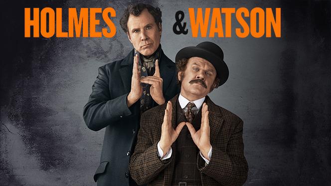 Holmes & Watson (2018) Web-DL 720p Latino-Ingles