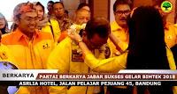 Partai Berkarya Jabar Sukses Gelar Acara Bimtek 2018